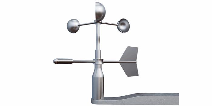 Schalensternanemometer
